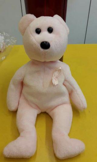 🚚 粉色熊熊娃娃
