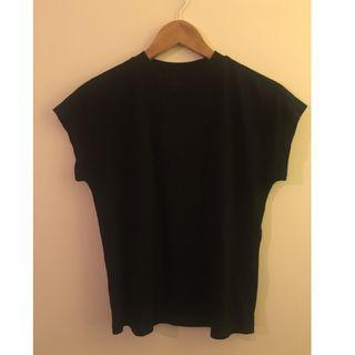 Kit and Ace black t-shirt - size 4