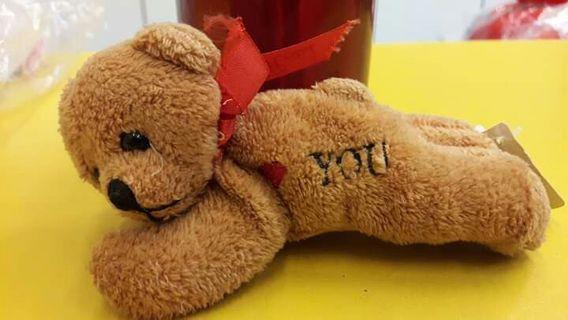 🚚 LOVE YOU 熊熊娃娃