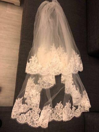 Wedding Veil (original $8000+)