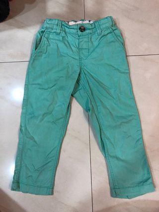 🚚 H&M 12-18m 薄長褲