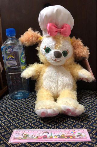 🚚 🔵娃娃機夾入🔵達菲熊、史黛拉兔兔的新朋友cookie廚師狗狗