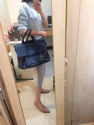 🚚 韓 手提肩背兩用包#十一月女裝半價