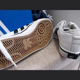 adidas nizza 帆布鞋 #半價衣服拍賣會