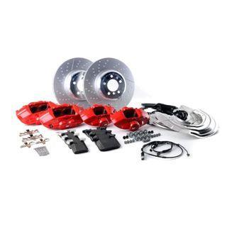 BMW M Performance Sport Brake Kit (Red)