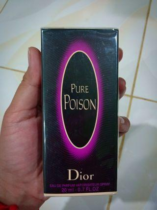 Pure poison 20ml Us tester