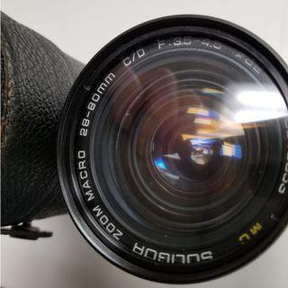 Soligor Zoom Fd 28-80mm F3.5-4.5 Camera Lens