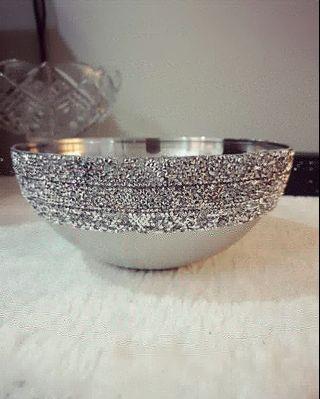 Glam Bowl Home Decor Gift