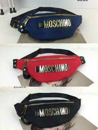 Moschino Pouch Bag