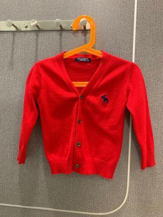 Knitter jacket - soft material