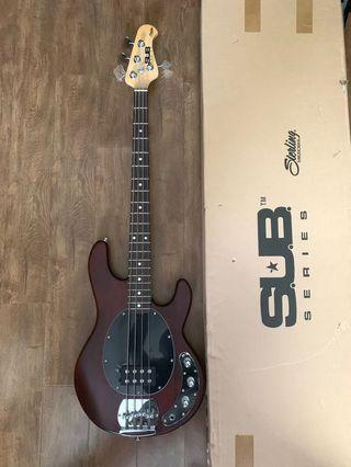 Sterling by Musicman SUB RAY4 Bass
