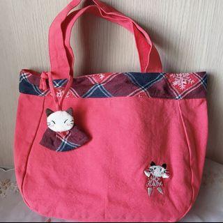 🚚 卡拉貓手提袋