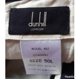 genuine made in Portugal DUNHILL chino pants