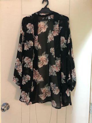 H&M Kimono Cardigan