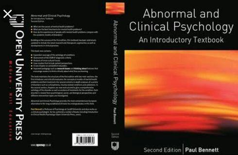 Promosi [exclusive] Abnormal and Clinical Psychology