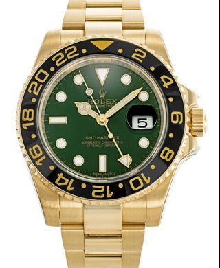 🚚 Rolex 116718LN GMT-Master II