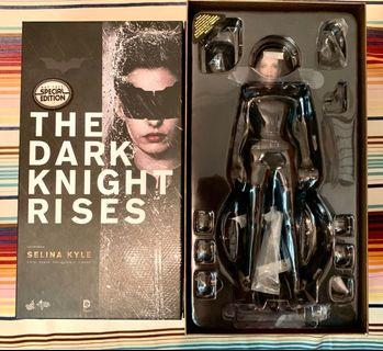 The dark knight rises catwoman special edition
