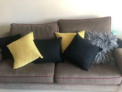 Cushion Cover, cushion pillow