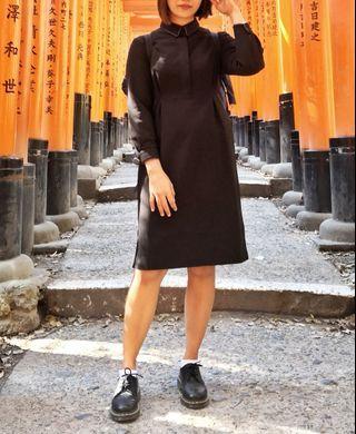 🚚 Vintage Black Dress