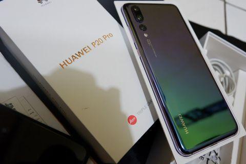 Huawei P20 PRO LEICA Dual Sim 6/64gb
