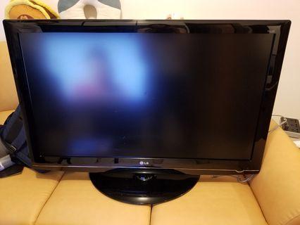 (免費上門自取) LG 電視