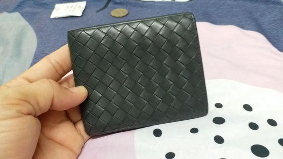 Bottega Venetta men's wallet 95% new