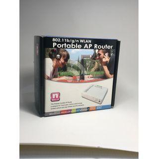 Dijual Portable AP Router