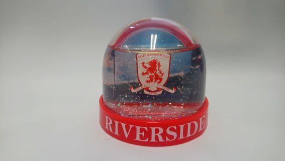 英國 米杜士堡 紀念品 Middlesbrough Riverside