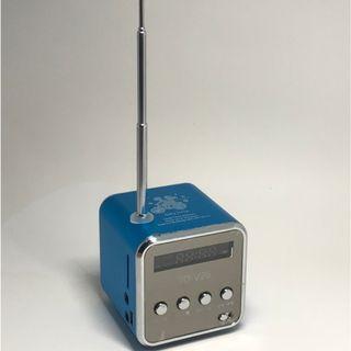 Mp3/Speaker mini digital Music Angel TD V26 USB,SD CARD,RADIO FM,AUX