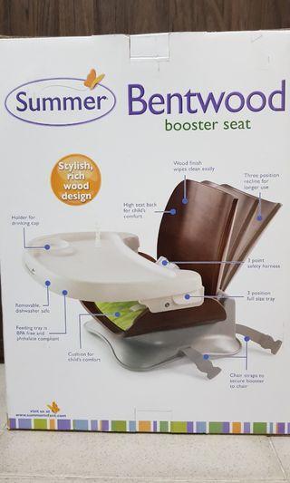🚚 BNIB - Summer Infant Booster Seat