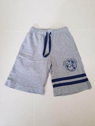 Bossini Disney Finding Dory Grey Shorts (Size 120)