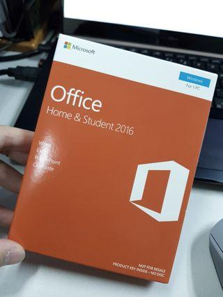 50% Microsoft Office 2016 Home & Student for Windows