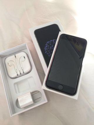 iPhone 6 32GB brand new headphones