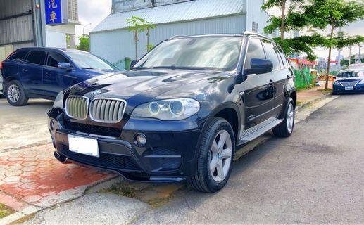 X5 30D柴油 BMW 2013年 年度報表超底價