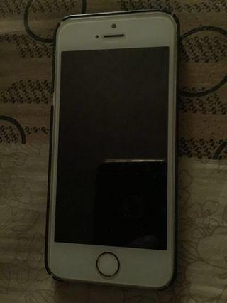 iPhone 5s 16g 金 外表極新美機