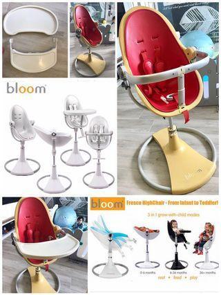 Bloom High Chair BB籃BB座椅小童座椅