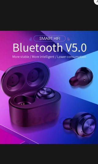 🚚 Brand new a6 compact bluetooth wireless 5.0 earphone