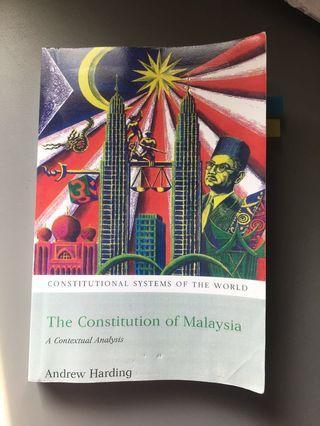 Andrew Harding Constitutional Law