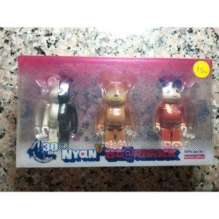 BEARBRICK NYAN3 30th NACROSS