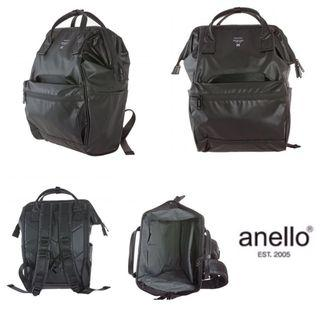 Authentic Anello Limited Edition Waterproof Backpack with Laptop Compartment