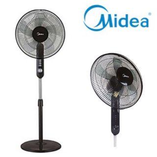"""16"""" Stand Fan with Remote MS608BR"""