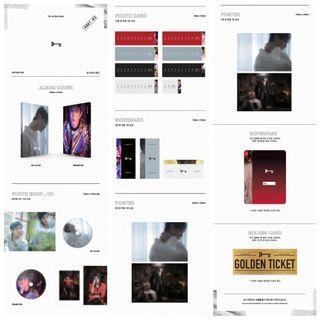 [PO] KIM DONGHAM 3RD MINI ALBUM 'D-HOURS'