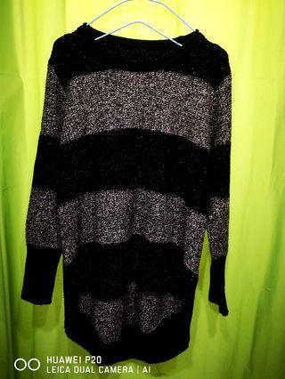 Sweater bling bling魚尾型靚料