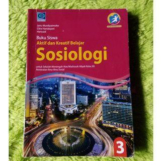 buku geografi sosiologi kelas 12 kurikulum 2013