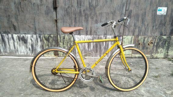 Sepeda balap jadul vintage roadbike