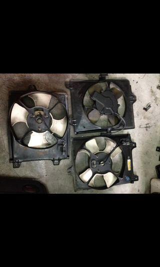 Perdana v6/sei kipas radiator