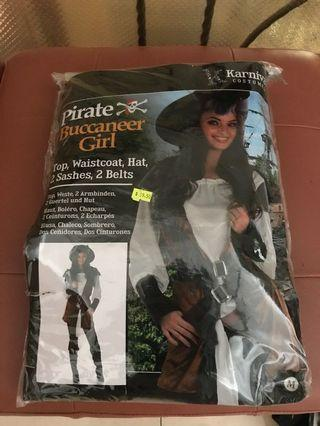 Pirate costumes for women