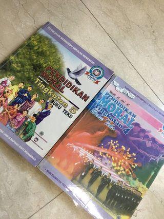 SPM Textbooks (Pendidikan Moral)