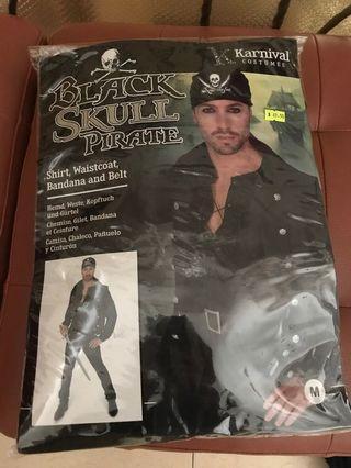 Pirates costumes for men