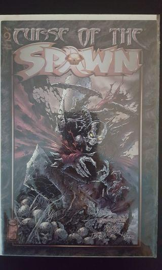 *Clearance Sale Bargain Bin Offer* Curse Of The Spawn #2 (1996 1st Series)